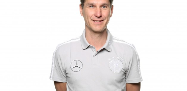 Dritter DFB-U-Nationalmannschaftslehrgang in Malente