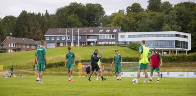 Drittligist VfB Lübeck erneut im USFP zu Gast